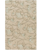 RugStudio presents Surya Goa G-5152 Light Gray Hand-Tufted, Good Quality Area Rug