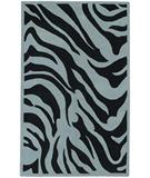 RugStudio presents Surya Goa G-63 zebra Hand-Tufted, Good Quality Area Rug