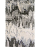 RugStudio presents Surya Gemini Gmn-4022 Gray Hand-Tufted, Good Quality Area Rug