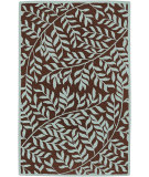 RugStudio presents Surya Gramercy Gra-9904 Leaves Hand-Tufted, Good Quality Area Rug