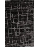 RugStudio presents Surya Graph GRP-2001 Charcoal Gray Woven Area Rug