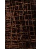 RugStudio presents Surya Graph GRP-2002 Burnt Umber Woven Area Rug