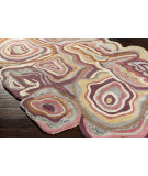 RugStudio presents Surya Gypsy Gyp-206 Burgundy Hand-Tufted, Good Quality Area Rug