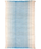 RugStudio presents Surya Hannah HAN-6000 Neutral / Green / Blue Area Rug