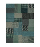 RugStudio presents Surya Hayden HDN-9004 Juniper Hand-Tufted, Good Quality Area Rug