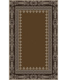 RugStudio presents Surya Henna HEN-1007 Chocolate Hand-Tufted, Good Quality Area Rug