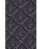 RugStudio presents Surya Henna HEN-1017 Black Hand-Tufted, Good Quality Area Rug