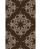 RugStudio presents Surya Henna HEN-1018 Chocolate Hand-Tufted, Good Quality Area Rug