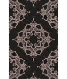 RugStudio presents Surya Henna HEN-1019 Charcoal Hand-Tufted, Good Quality Area Rug
