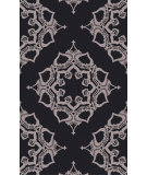 RugStudio presents Surya Henna HEN-1021 Neutral / Blue Hand-Tufted, Good Quality Area Rug