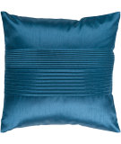 RugStudio presents Surya Pillows HH-024 Teal Blue