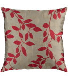 RugStudio presents Surya Pillows HH-058 Olive/Cherry