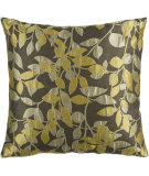 RugStudio presents Surya Pillows HH-060 Gold/Olive
