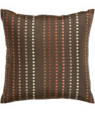 RugStudio presents Surya Pillows HH-081 Chocolate