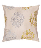 RugStudio presents Surya Pillows HH-091 Beige
