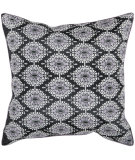 RugStudio presents Surya Pillows HH-098 Black/Ivory