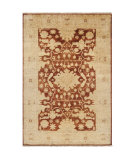 RugStudio presents Surya Hillcrest HIL-9005 Maroon Hand-Knotted, Best Quality Area Rug