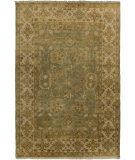 RugStudio presents Surya Hillcrest HIL-9013 Olive / Gold Hand-Knotted, Good Quality Area Rug