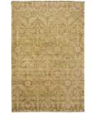 RugStudio presents Surya Hillcrest HIL-9025 Neutral / Orange / Green Area Rug