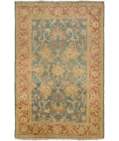 RugStudio presents Surya Hillcrest HIL-9026 Teal Hand-Knotted, Best Quality Area Rug