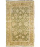 RugStudio presents Surya Hillcrest HIL-9028 Green Hand-Knotted, Best Quality Area Rug