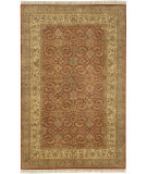 RugStudio presents Surya Heirloom Hlm-6005 Rust Hand-Knotted, Best Quality Area Rug