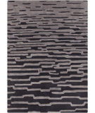 RugStudio presents Surya Harlequin HQL-8019 Coal Black Hand-Tufted, Good Quality Area Rug