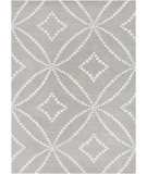 RugStudio presents Surya Harlequin HQL-8020 Oyster Gray Hand-Tufted, Good Quality Area Rug
