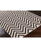 RugStudio presents Surya Horizon Hrz-1033 Chocolate Machine Woven, Good Quality Area Rug