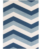 RugStudio presents Surya Horizon Hrz-1054 Cobalt Machine Woven, Good Quality Area Rug