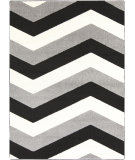RugStudio presents Surya Horizon Hrz-1059 Charcoal Machine Woven, Good Quality Area Rug