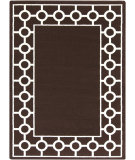 RugStudio presents Surya Horizon Hrz-1063 Chocolate Machine Woven, Good Quality Area Rug