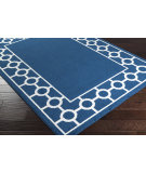 RugStudio presents Surya Horizon Hrz-1066 Cobalt Machine Woven, Good Quality Area Rug