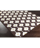 RugStudio presents Surya Horizon Hrz-1076 Chocolate Machine Woven, Good Quality Area Rug