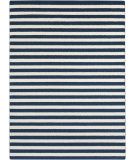 RugStudio presents Surya Horizon Hrz-1084 Cobalt Machine Woven, Good Quality Area Rug