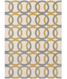 RugStudio presents Surya Horizon Hrz-1101 Gold Machine Woven, Good Quality Area Rug