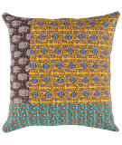 RugStudio presents Surya Pillows HSK-110 Gold/Multi