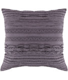 RugStudio presents Surya Pillows HSK-121 Pewter