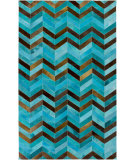 RugStudio presents Surya Houseman Hsm-4024 Aqua Area Rug