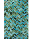 RugStudio presents Surya Houseman Hsm-4044 Green Area Rug