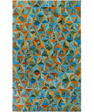 RugStudio presents Surya Houseman Hsm-4049 Aqua Area Rug