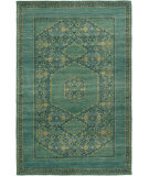 RugStudio presents Surya Haven HVN-1217 Green Hand-Knotted, Best Quality Area Rug