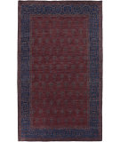 RugStudio presents Surya Haven HVN-1225 Violet (purple) / Blue Hand-Knotted, Best Quality Area Rug