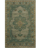 RugStudio presents Surya Haven Hvn-1227 Teal Hand-Knotted, Good Quality Area Rug