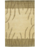RugStudio presents Surya Mugal In-8007 Beige Hand-Knotted, Good Quality Area Rug