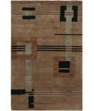 RugStudio presents Surya Mugal IN-8035 Caramel Hand-Knotted, Good Quality Area Rug