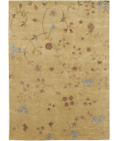 RugStudio presents Surya Mugal IN-8150 Tan Rose Hand-Knotted, Good Quality Area Rug