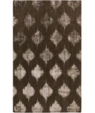 RugStudio presents Surya Mugal IN-8606 Chocolate Hand-Knotted, Good Quality Area Rug