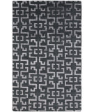 RugStudio presents Surya Mugal In-8610 Charcoal Hand-Knotted, Good Quality Area Rug
