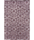 RugStudio presents Surya Mugal In-8612 Eggplant Hand-Knotted, Good Quality Area Rug